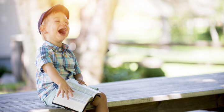 Szczęście małego czytacza