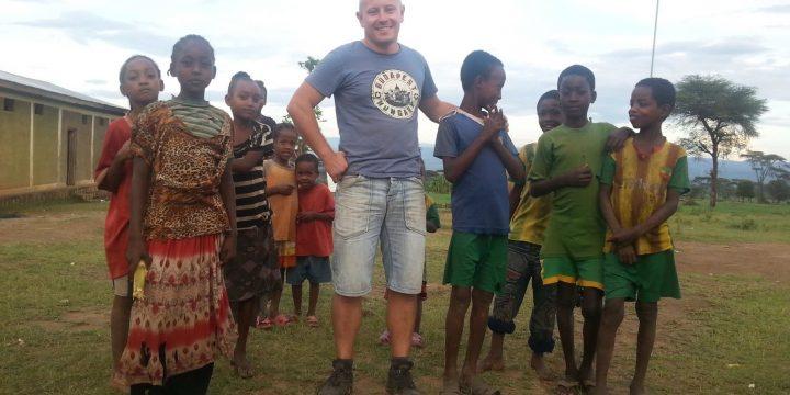 #Etiopia, praca, pasja, podróż, pomoc