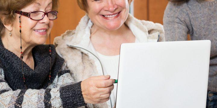 Wydarzenia biblioteczne dla seniorów – warsztaty online